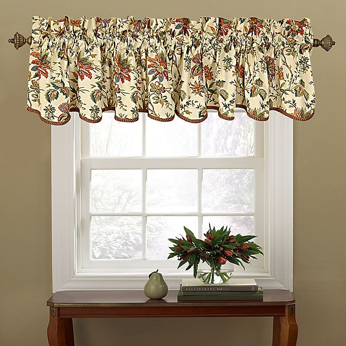 Alternate image 1 for Waverly® Felicite Window Valance