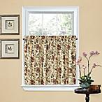 Waverly® Felicite 36-Inch Window Curtain Tier Pair in Creme