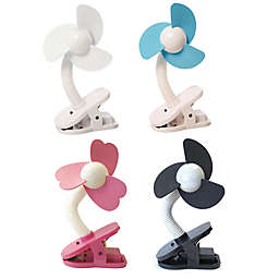 Dreambaby Clip-On Stroller Fans