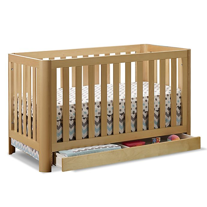 Alternate image 1 for Sorelle Cortina 3-in-1 Convertible Crib with Drawer