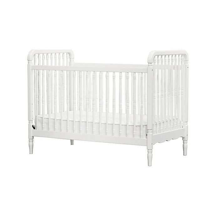 Alternate image 1 for Million Dollar Baby Classic Liberty 3-in-1 Convertible Crib in White