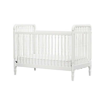 Million Dollar Baby Classic Liberty 3-in-1 Convertible Crib in White