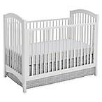 Sealy® Batavia 3-in-1 Standard Crib in White
