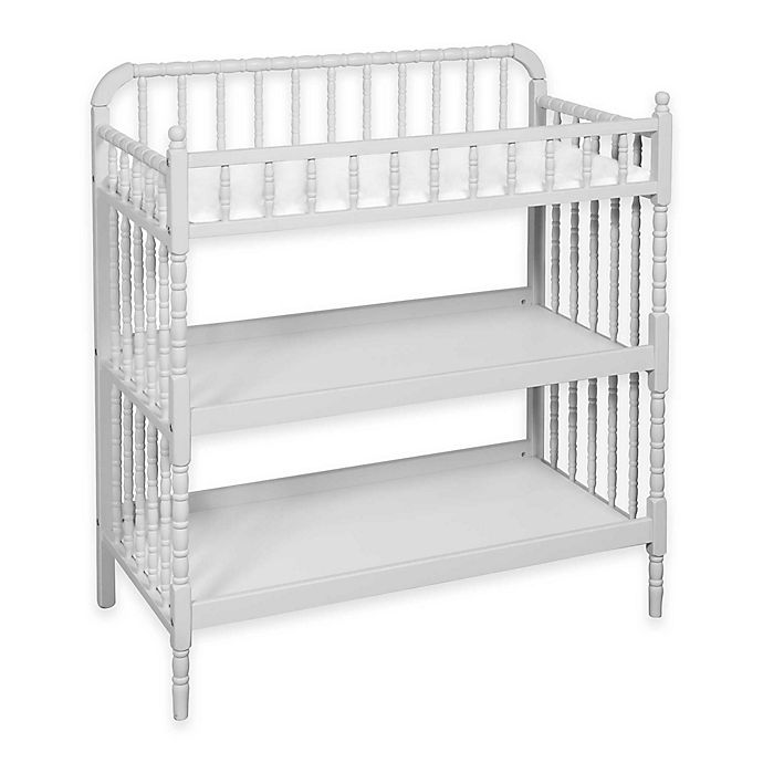 Alternate image 1 for DaVinci Jenny Lind Changing Table in Grey
