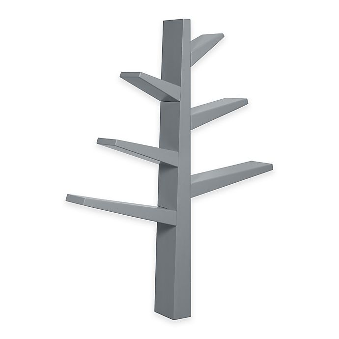Alternate image 1 for Babyletto Spruce Tree Bookcase in Grey