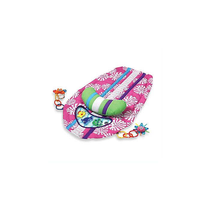 Infantino 174 Surfboard Tummy Time Mat Bed Bath Amp Beyond