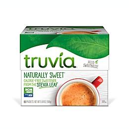 Truvia® 80-Count Naturally Sweet Calorie-Free Sweetener