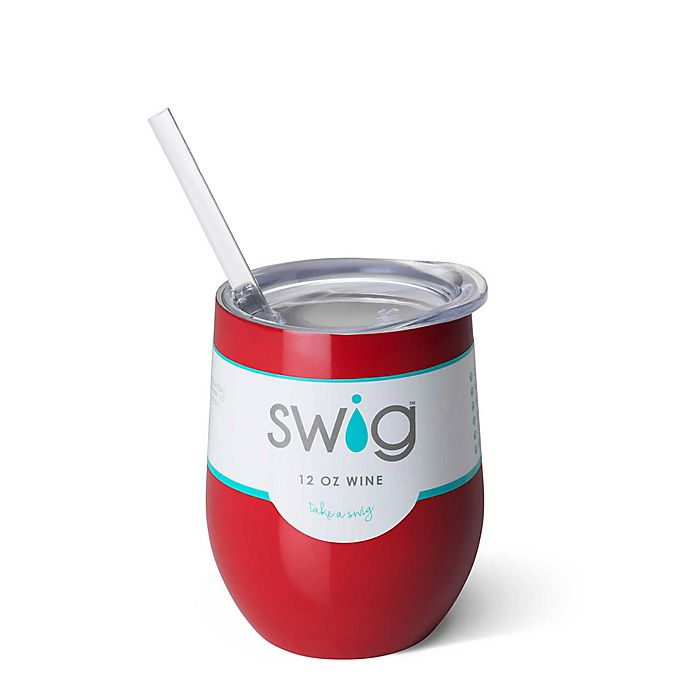 Alternate image 1 for Swig™ Insulated Stemless Wine Tumbler