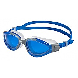 Cabana Sports Atlantic L/XL Silicone Goggles with Curved Lenses