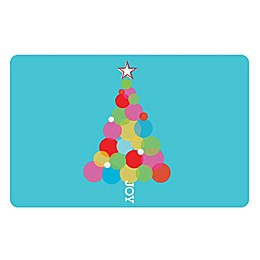The Softer Side by Weather Guard™ Merry & Bright 2 Kitchen Mat