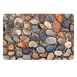 The Softer Side by Weather Guard™ Stone Path Kitchen Mat