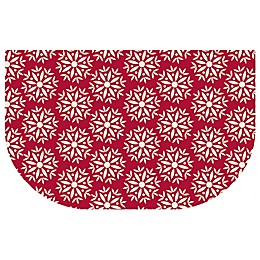 The Softer Side by Weather Guard™ 24-Inch x 40-Inch Ornaments Kitchen Mat