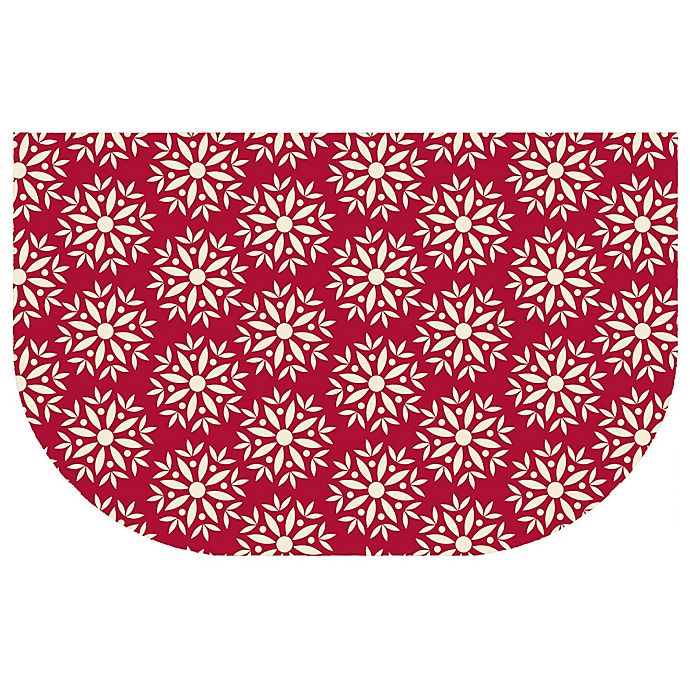 Alternate image 1 for The Softer Side by Weather Guard™ 24-Inch x 40-Inch Ornaments Kitchen Mat
