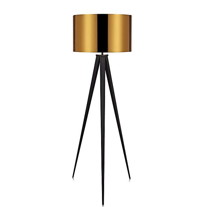 Alternate image 1 for Versanora Romanza Tripod Floor Lamp
