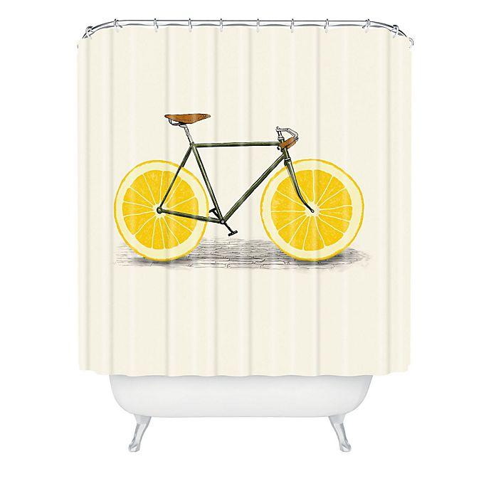 Alternate image 1 for Deny Designs Florent Bodart Zest I Shower Curtain