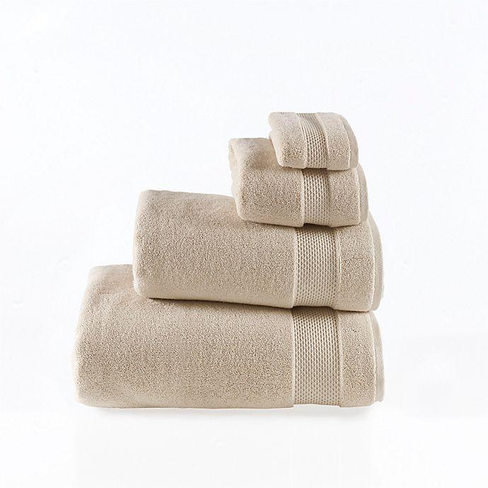 Alternate image 1 for Valeron Oversized Luxury Hand Towel in Canvas