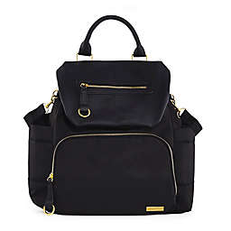 SKIP*HOP® Chelsea Downtown Chic Diaper Backpack in Black