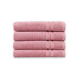 Linum Home Textiles Denzi 4-Piece Towel Set