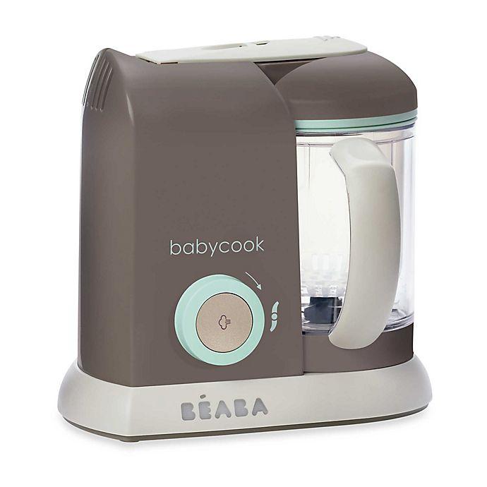 Alternate image 1 for BEABA® Babycook Baby Food Maker in Latte/Mint