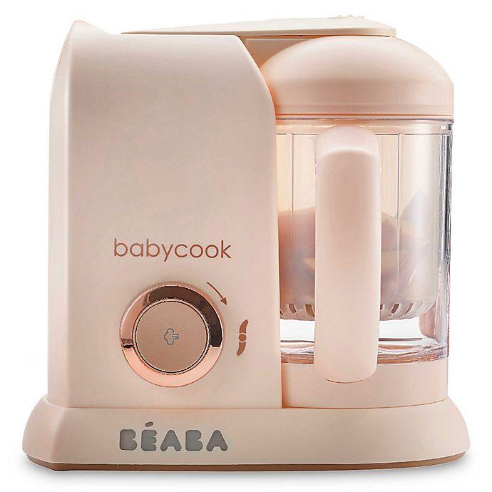 Alternate image 1 for BÉABA® Babycook Baby Food Maker in Rose Gold