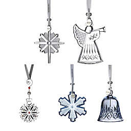 Waterford® Christmas Ornament Collection