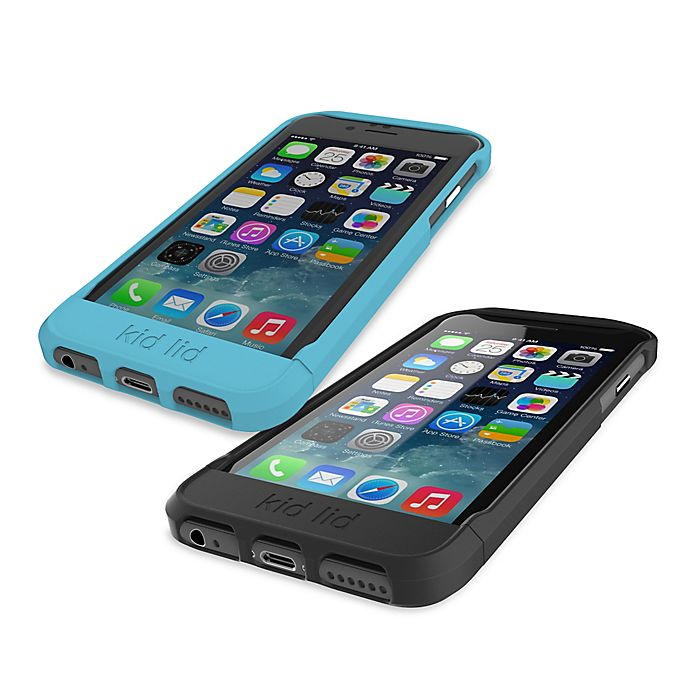 Alternate image 1 for Kid Lid® Dual Function iPhone Case