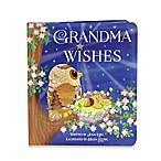 Grandma Wishes  Board Book
