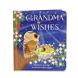 """Grandma Wishes"" Board Book"