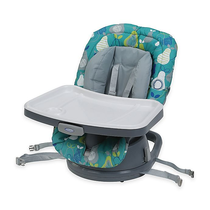 Cool Graco Swivi Seat 3 In 1 High Chair Booster In Tart Alphanode Cool Chair Designs And Ideas Alphanodeonline