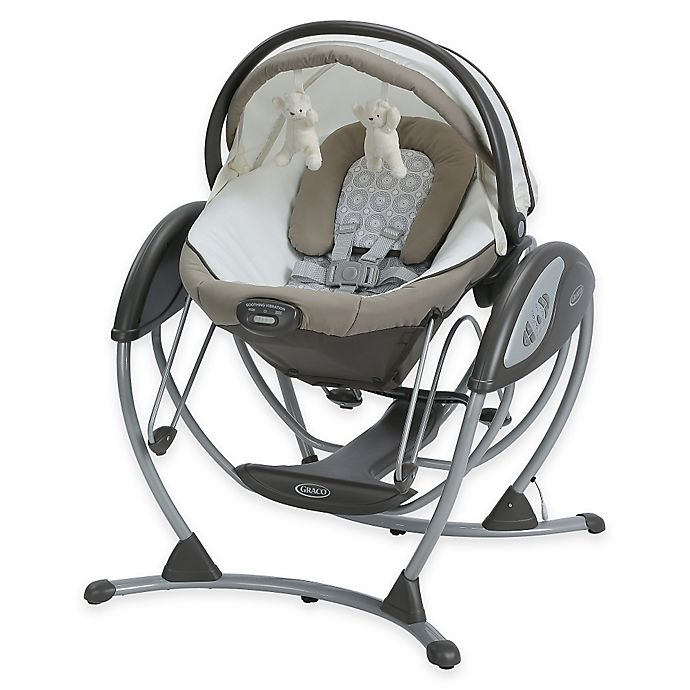 4e4f804247e0 Graco® Soothing System™ Glider in Abbington™