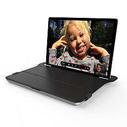 Kid Lid® Fold-Up 15-Inch Laptop Keyboard Cover in Black