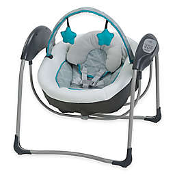Graco® Glider Lite™ Gliding Swing in Finch™