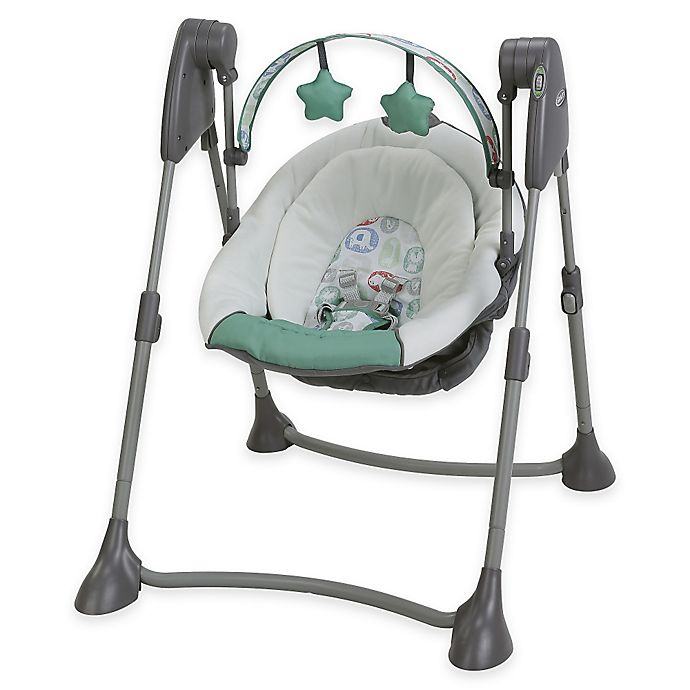 Alternate image 1 for Graco® Swing By Me™ Portable Swing in Cleo™