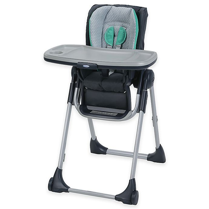 Alternate image 1 for Graco® Swift Fold™ LX High Chair in Basin™