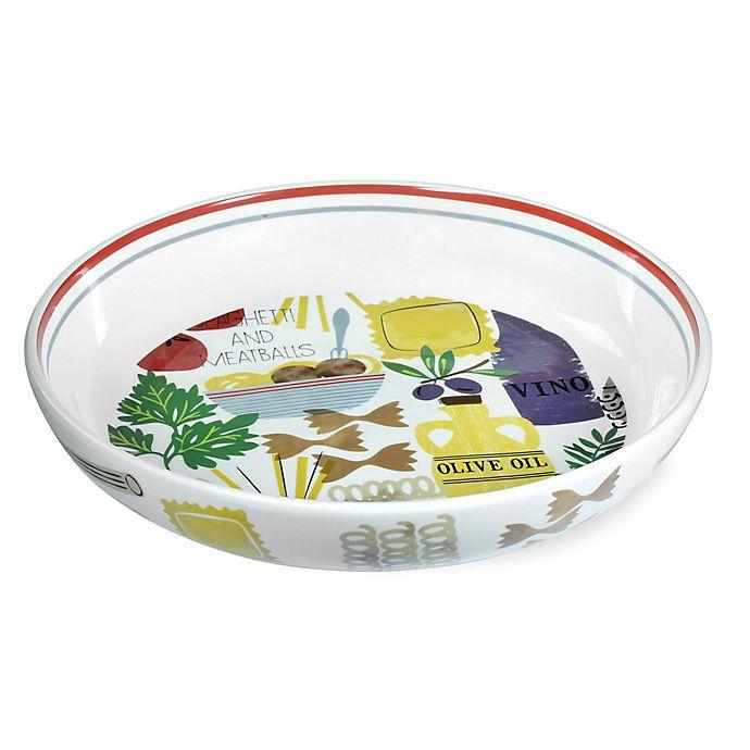 Alternate image 1 for Boston International Antipasto Pasta Serving Bowl