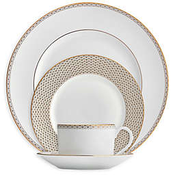 Waterford® Lismore Diamond Gold Dinnerware Collection