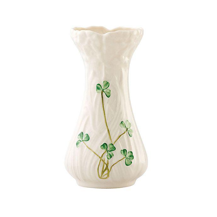 Alternate image 1 for Belleek Daisy Toy Spill 4.5-Inch Vase