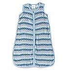 aden® by aden + anais® Small Muslin Classic Sleeping Bag in Blue Petal
