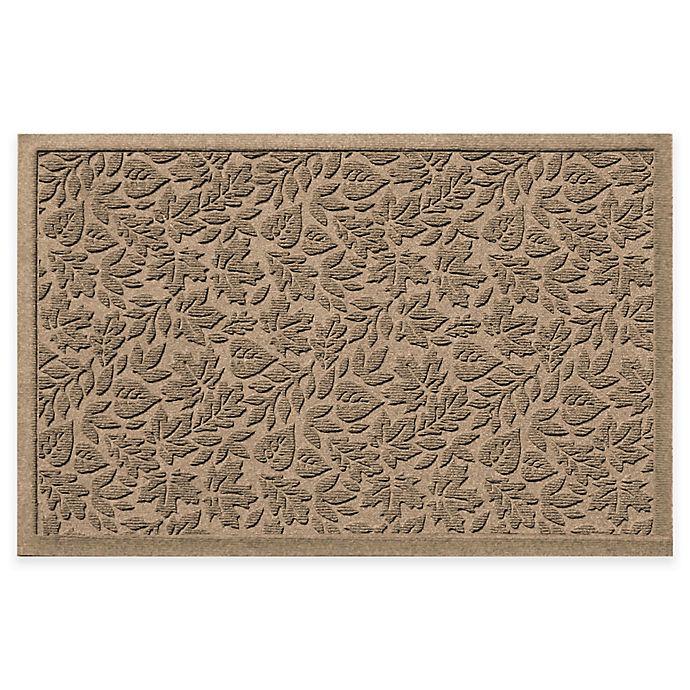 Alternate image 1 for Weather Guard™ Fall Day 31-Inch x 21-Inch Indoor/Outdoor Door Mat in Camel