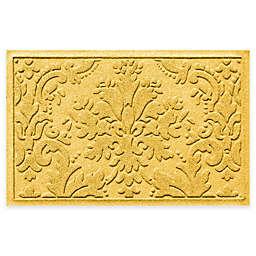 Weather Guard™ Damask 23-Inch x 35-Inch Door Mat