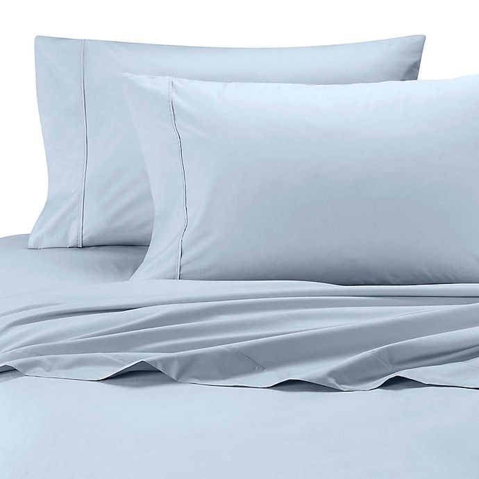 Alternate image 1 for SHEEX® Arctic Aire King Sheet Set in Light Blue