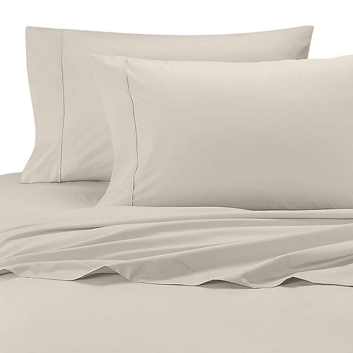 Alternate image 1 for SHEEX® Arctic Aire California King Sheet Set in Taupe