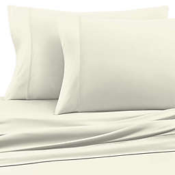 SHEEX® Experience Performance Fabric Standard Pillowcases in Ivory (Set of 2)