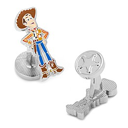 Disney® Plated Woody Cufflinks