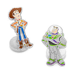 Disney® Plated Buzz Lightyear and Woody Cufflinks