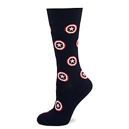 Marvel® Captain America Repeat Socks in Navy