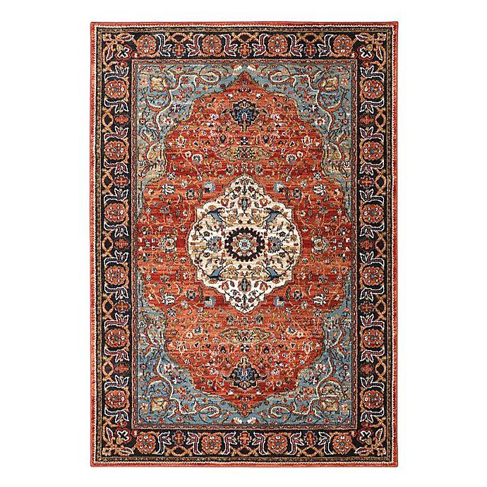 Alternate image 1 for Karastan Spice Market Petra 8-Foot x 11-Foot Multicolor Area Rug