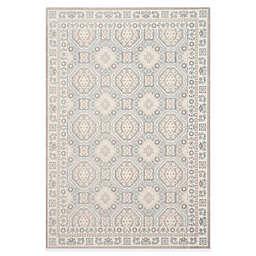 Safavieh Patina Tiles 4-Foot x 6-Foot Area Rug in Ivory/Grey