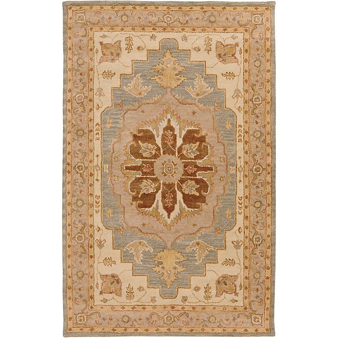 Alternate image 1 for Artistic Weavers Middleton Mia 6-Foot x 9-Foot Area Rug in Brown
