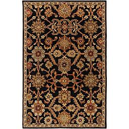 Artistic Weavers Middleton Victoria Area Rug in Black